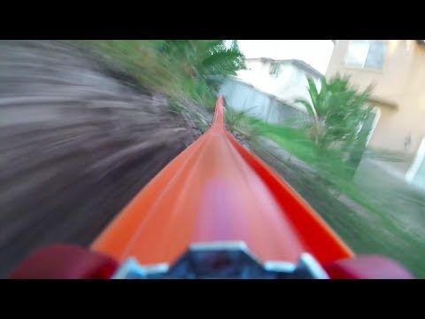 Ride Along On The Hot Wheels Car As It Travels Through 8 Different Track Sections – Relieve Your Childhood! - http://vixert.com/ride-along-hot-wheels-car-travels-8-different-track-sections-relieve-childhood/