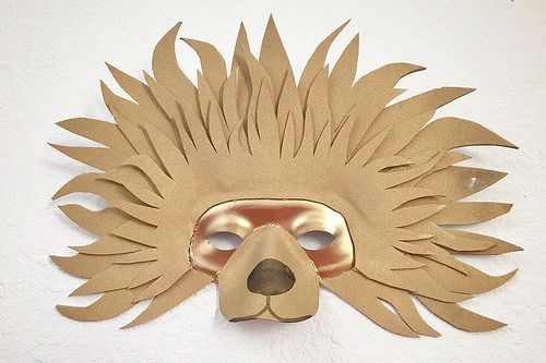 Lion Mask                                                                                                                                                                                 More