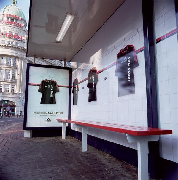 adidas - Ajax amsterdam pride by Martin van der Heu, via Behance