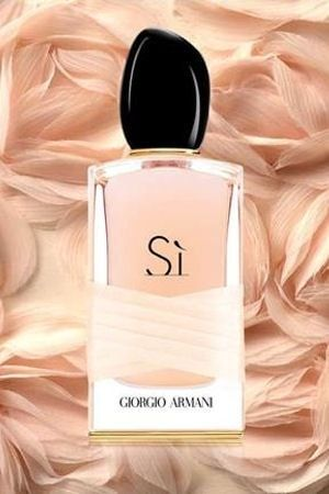 Sì rose signature - eau de parfum de Giorgio Armani