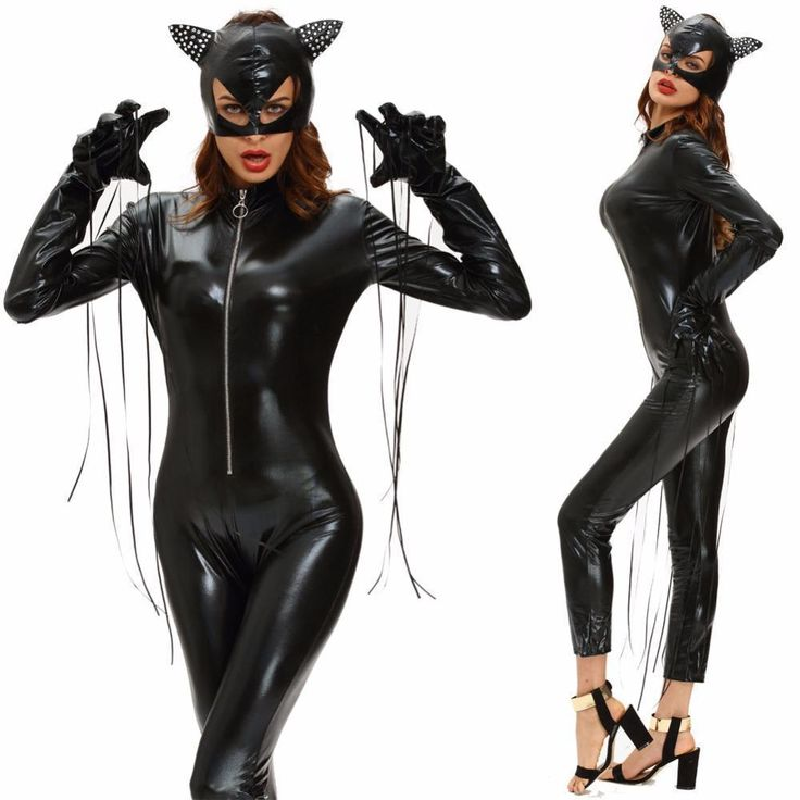 Cat Women Costume