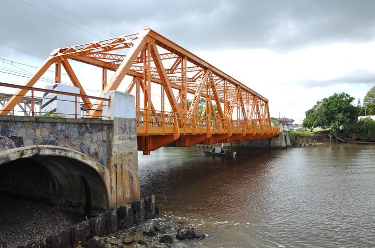 this is a Godineaux bridge it is in Trinidad and Tobago