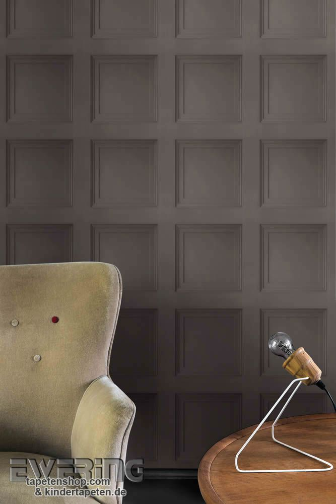 41 best Nostalgische Tapete für das Wohnzimmer - Splendour von - wohnzimmer beige braun grau