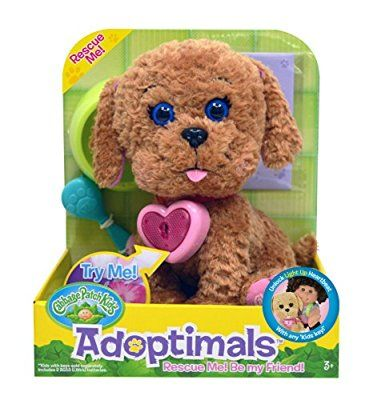 Cabbage Patch Kids Adoptimals Labradoodle