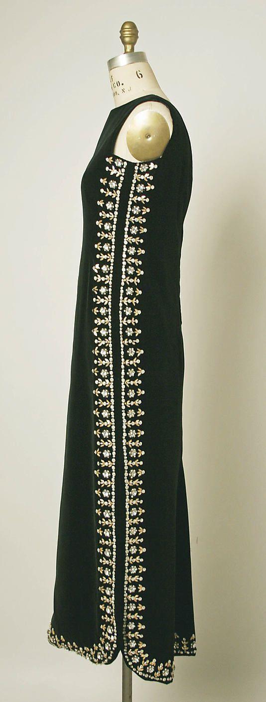 Balenciaga Evening Dress, 1967
