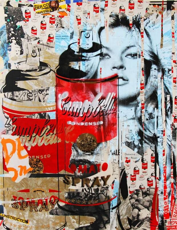 TomatoSprayKateMoss #streetart