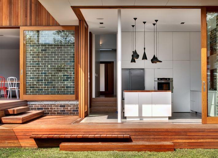 CplusC - Sydney Architects and Builders. Castlecrag Kitchen #sydney #architecture #kitchens