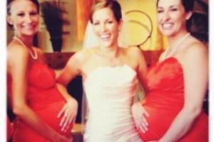 Qué ponerte para una boda o evento formal cuando estás #embarazada #moda @eucorrea