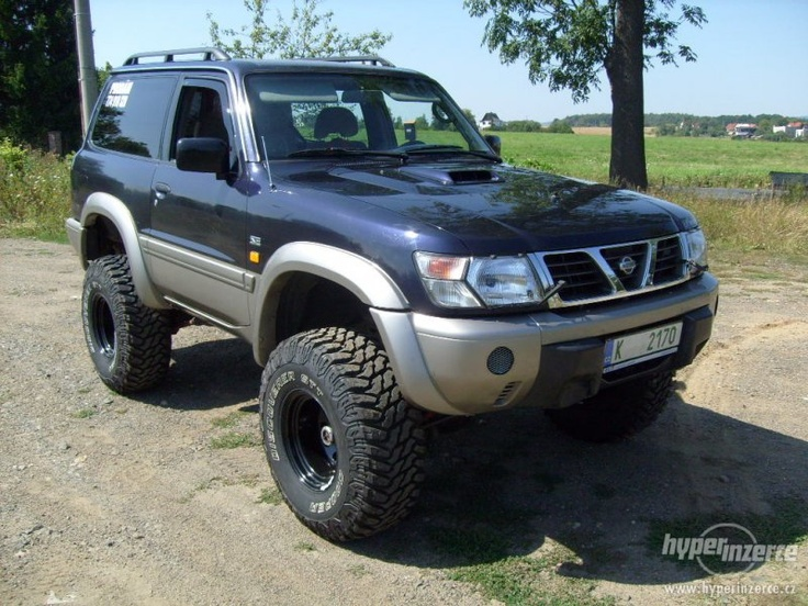 I Like These Small Offroads Offroad Pinterest Nissan