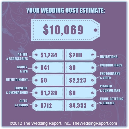 The 40 best wedding budget and cost images on pinterest wedding better than a wedding budget calculator the wedding cost estimator junglespirit Choice Image