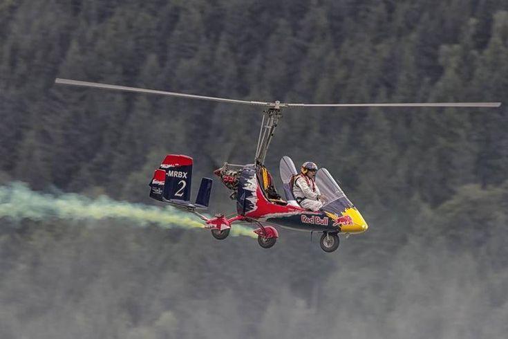 Red Bull Luftflotte - Flugzeuge & Helikopter Bild 51 - Motorsport