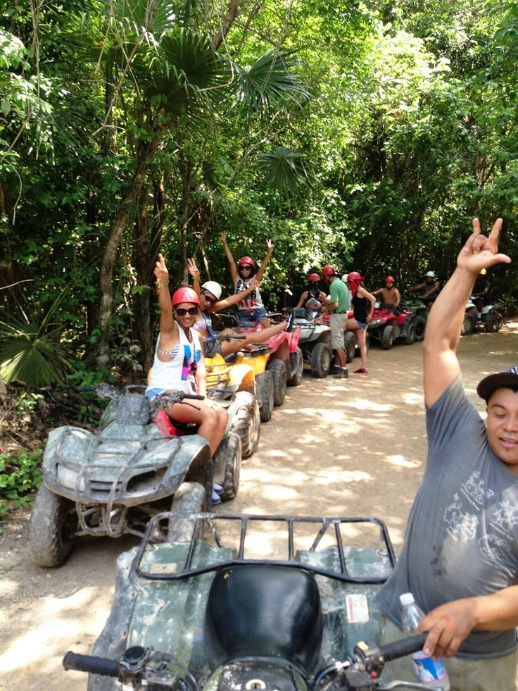 There are a great deal of things to do in Cancun during your visit, insert experience toward your trip with this unbelievable tour! Extreme zipline, rock climbing, ATV tour and horse back riding. During the tour delight in the unique Mayan Jungle, with majestic vegetation and indigenous animals, soon after this refresh your self into the great drinking water of a Cenote inside of a Cavern. #cancuntours #cancunzipline
