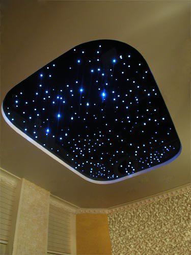 Deckenleuchte Sternenhimmel Lichtfasern 0,75   1   2mm ...