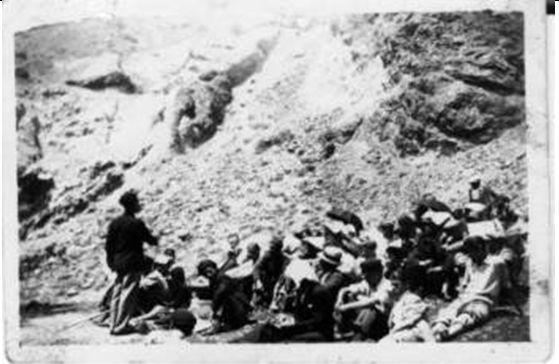Δολοφονήθηκε στην ερημιά της εξορίας – Πώς πέθανε το 1932 στη Γαύδο ο εξόριστος αγωνιστής Παναγιώτης Καραντεμίρης