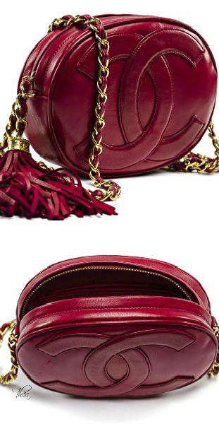 Vintage Chanel ●  Camera Bag