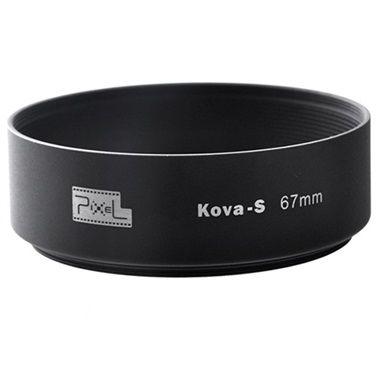 Pixel Kova-S 67mm Standard Metal Hood Cuffs Hood