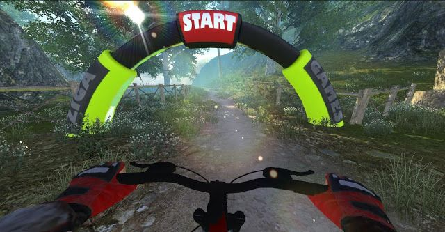 Download Mtb Downhill Multiplayer 1 0 24 Mod Apk Di 2020 Mtb