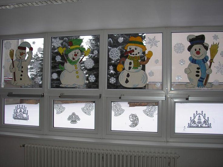 výzdoba oken zima - Hledat Googlem