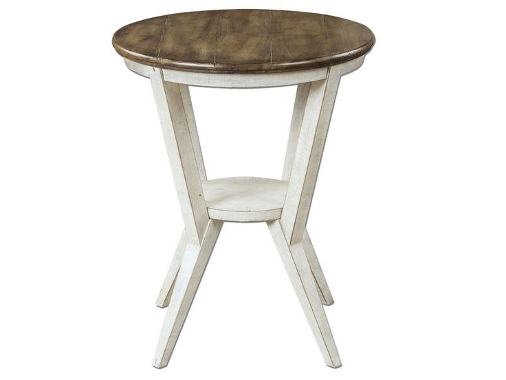 Uttermost Delino Round Side Table 25915