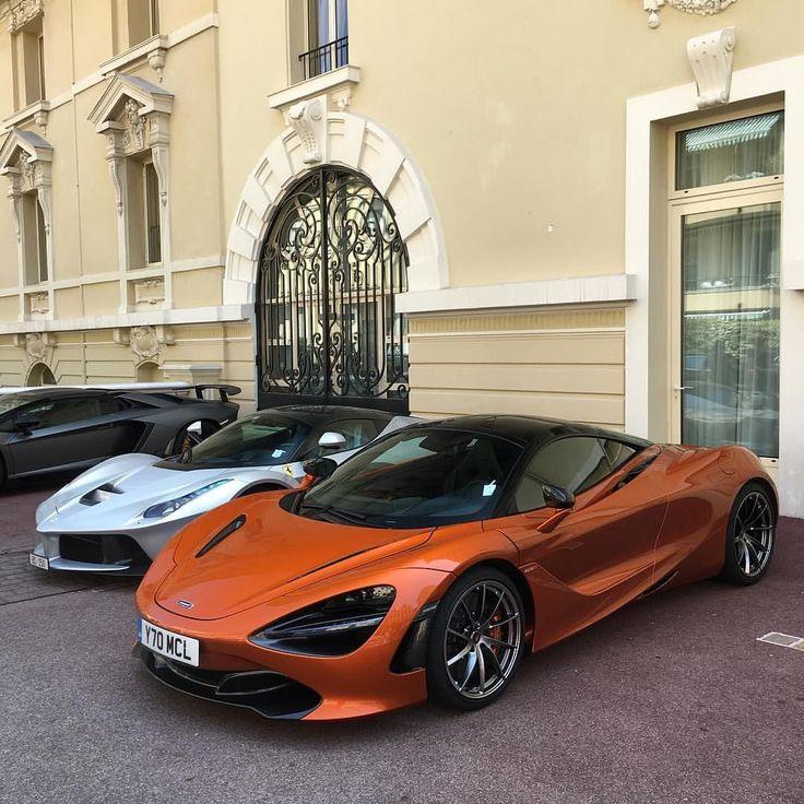 #Mclaren 720S #cars #luxury