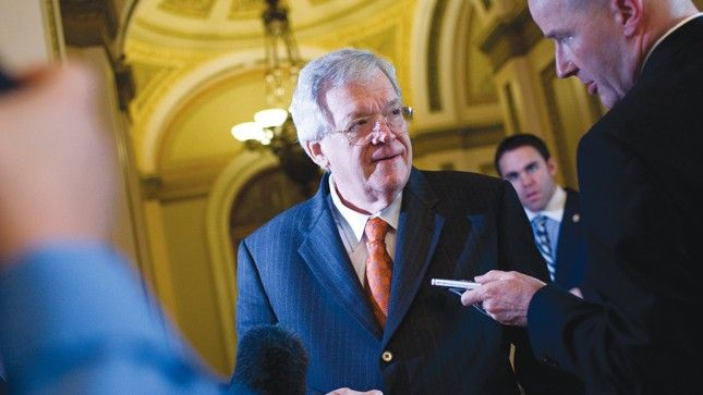 Justice Department indicts former Speaker Dennis Hastert | TheHill