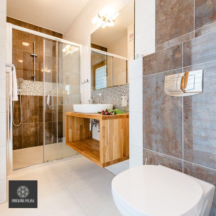 Apartament Roztoka - zapraszamy! #poland #polska #malopolska #zakopane #resort #apartamenty #apartamentos #noclegi #łazienka