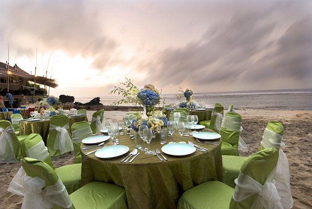 Foto gedung pernikahan oleh Karma Kandara