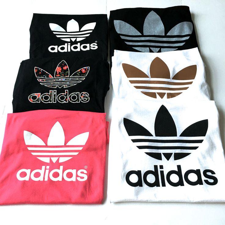 Adidas Pink Base Limited Trefoil Tee