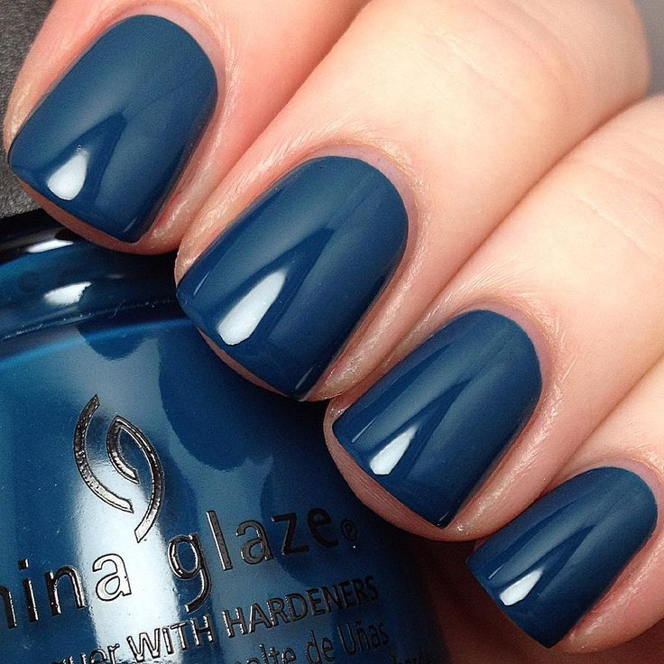 """China Glaze """"Rebel Collection"""" (Fall 2016) - Jagged Little Teal"""