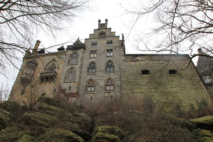 Burg Bentheim, Bad Bentheim, Germany