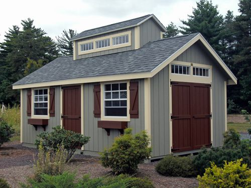 Storage Sheds | Garden Sheds | Wooden Shed Kits | Boston, MA