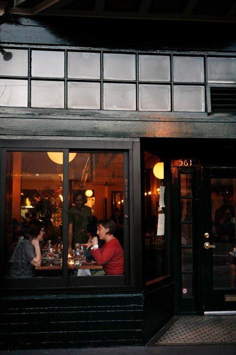 Bar Tartine - San Francisco
