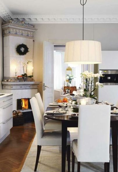 Best Hearth Design Images On Pinterest Fireplace Ideas - Dining room with fireplace