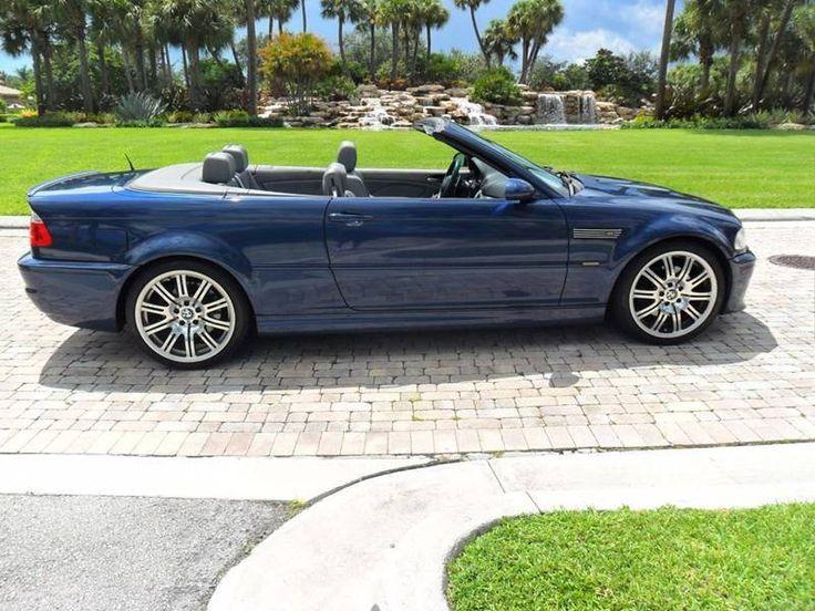 Nice Great 2004 BMW M3 Base 2dr Convertible 2004 BMW M3 2017/2018