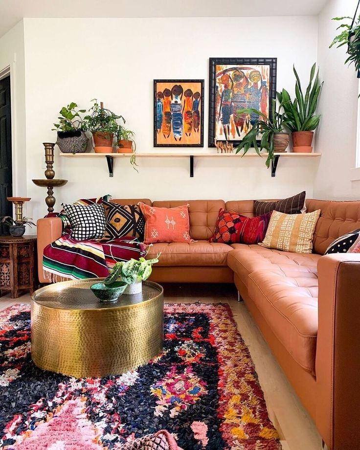 20 Stylish Bohemian Style Living Room Decoration Ideas Bohemian Style Living Room Living Room Arrangements Home Living Room