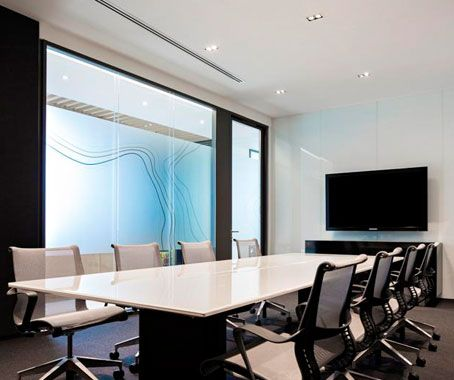 BG Group Office by M Moser
