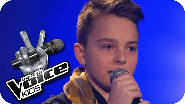 Justin Bieber - Boyfriend (Mike) | The Voice Kids 2013 | Blind Auditions...