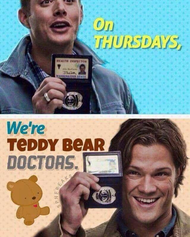 Teddy Bear Doctors