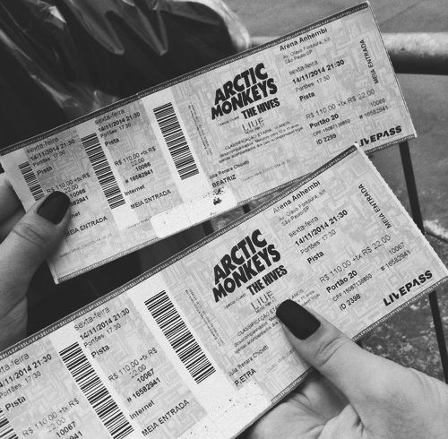 Best 25+ Concert Ticket Gift Ideas On Pinterest