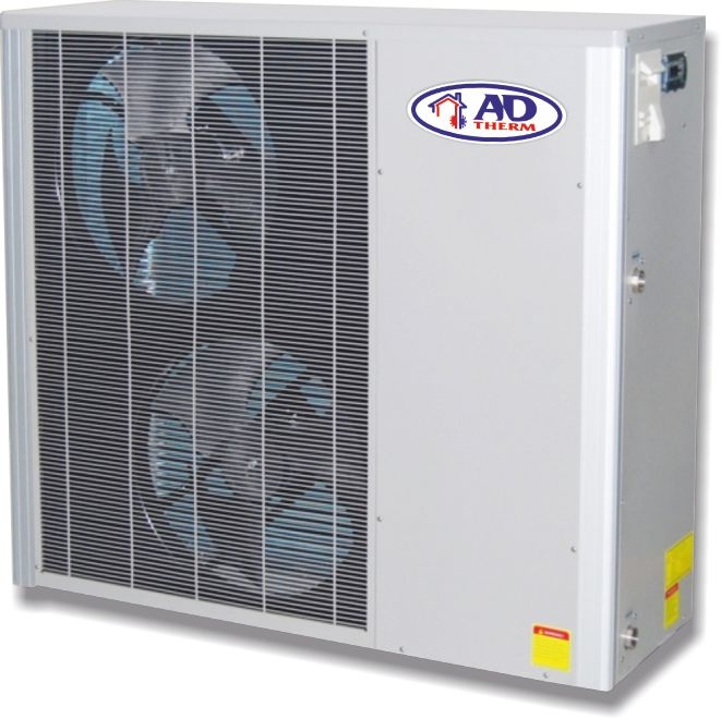 Η αντλία θερμότητας υψηλών θερμοκρασιών Polaris μπορεί να παράγει νερό για τα καλοριφέρ σε θερμοκρασία 65C & να λειτουργήσει & στους -25C