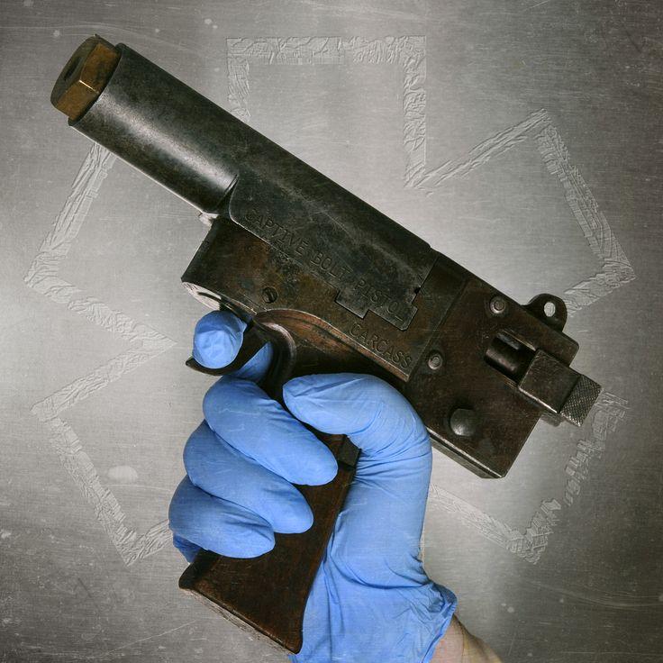 Best 25+ Captive bolt pistol ideas on Pinterest | Sheep, Stalls ...