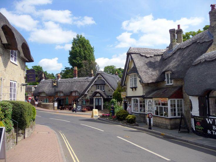 Old Village | File:Old Village, Shanklin, Isle of Wight - geograph.org.uk - 1708777 ...