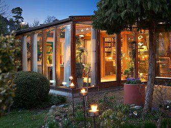 Bilder, Trädgård, Belysning, Träd, Exteriör - Hemnet Inspiration