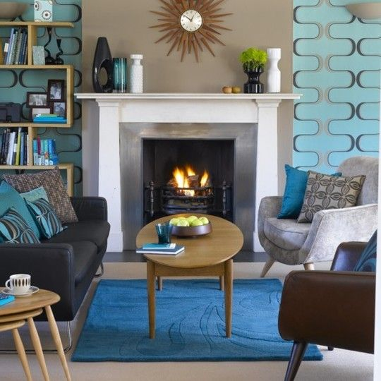 Nothing Found For Vintage Home Style With The Retro Living Room Ideas