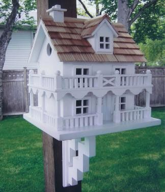 Cape Cod Bird House $59 with free shipping :-)