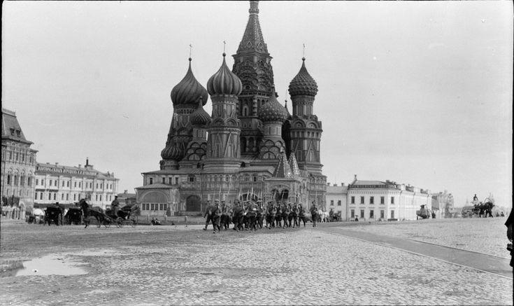 Фотопутешествия и еще. - Москва 1909