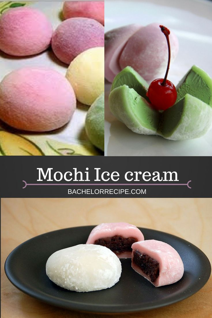 How to make Mochi Ice Cream Balls, The traditional Japanese dessert - Bachelor Recipe