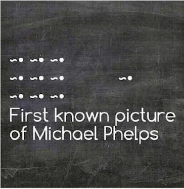 Haha!! :pFunny Things, Michael Phelps, Laugh, Keep Swimming, Swimmers, Pictures, Funny Stuff, Humor, So Funny
