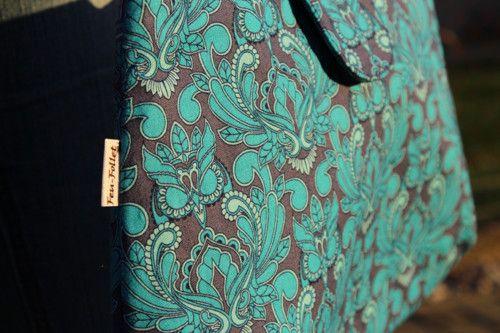 Nebojácně modrá 3 - letní kabelka