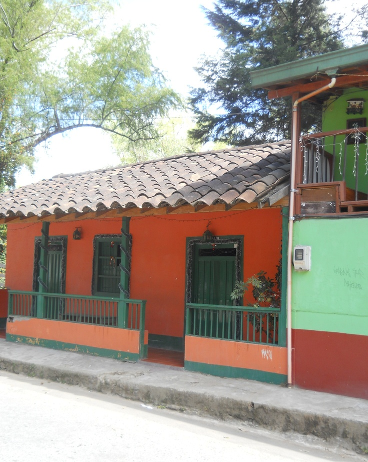Town houses in Guarne, Antioquia Colombia